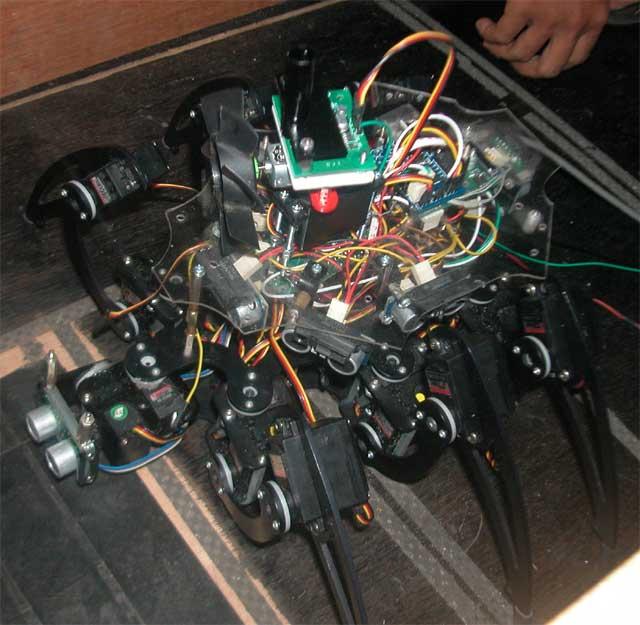 servodan sensor remote