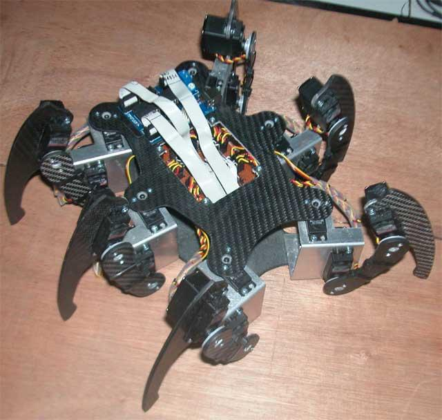 Hexapod « delta electronic articles