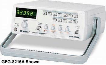Instek 8215A Function Generator