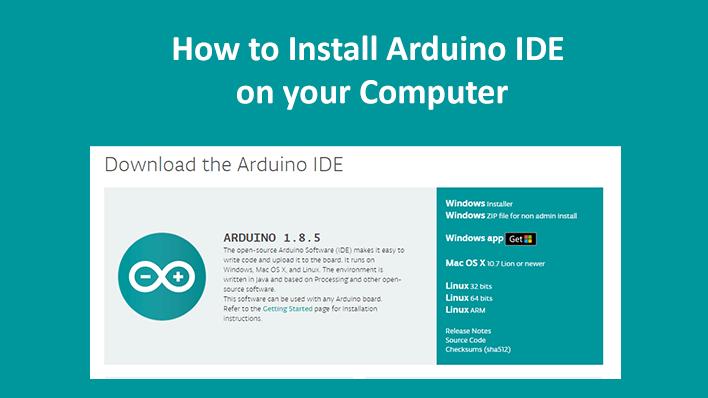 Instalasi Arduino IDE